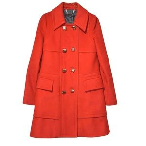 Marc by Marc Jacob red coat